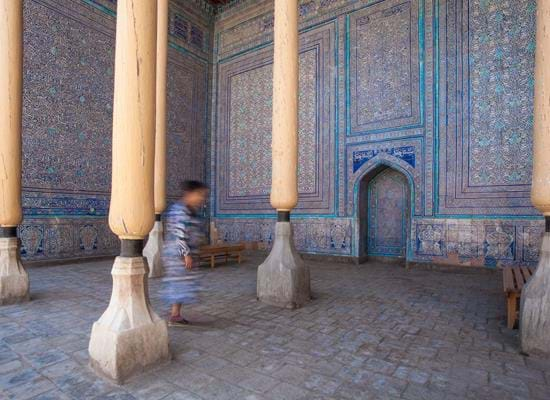 Great Cities of the Silk Road