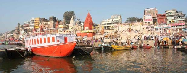 Cruises on the Ganges