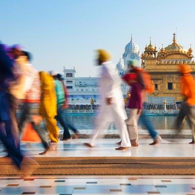 Amritsar and Spiritual Himalayas Holiday