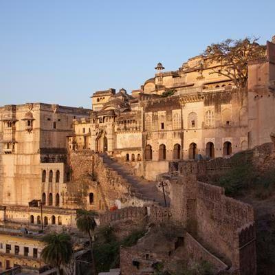 Off-Track Rajasthan Holiday