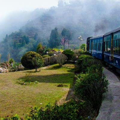 Sikkim and the Darjeeling Railway