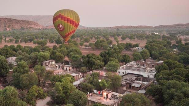 TransIndus Experiences for Rajasthan