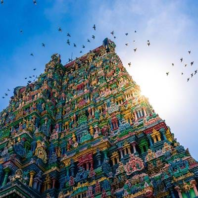Temples & Traders of Tamil Nadu