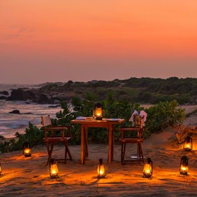 Top 5 Hotels in Sri Lanka for Honeymoons