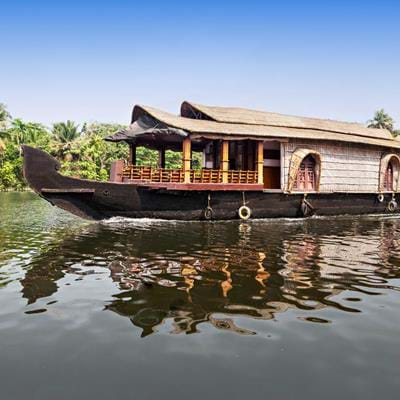 Golden Triangle and Kerala Backwaters