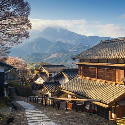 In Search of the Nakasendo Way