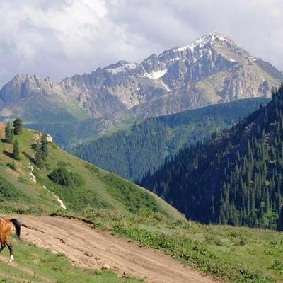 Nomads and Mountains: Kyrgyzstan