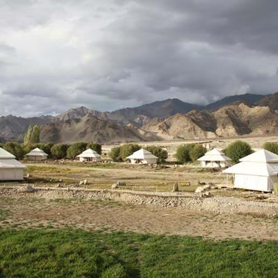 The Ultimate Travelling Camp: Ladakh