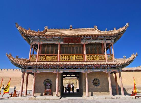 China's Ancient Silk Road