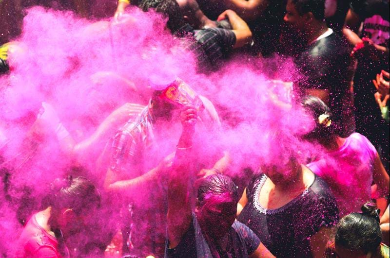 Best Places to Celebrate Holi Festival