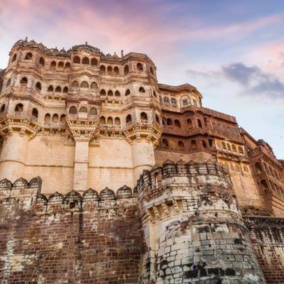 India's Most Historic Forts