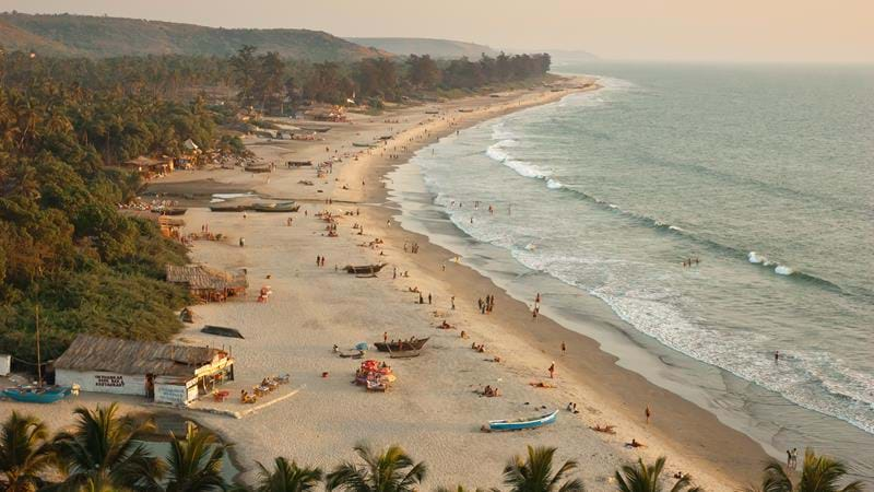 About North Goa