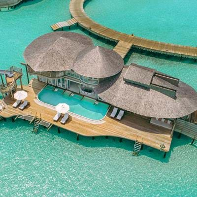 Best Family Villas to Stay at in The Maldives