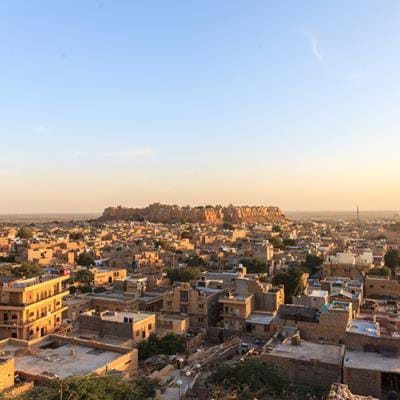 Jaisalmer: Exploring the Sandcastle City and Desert