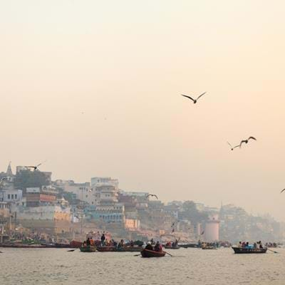 Varanasi: A Day on the Living River