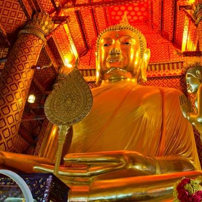 Discover Your Spiritual Side at Thailand's Buddhist Temples