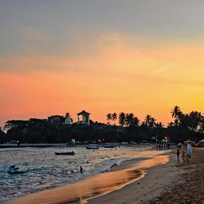 Sri Lanka's Beaches: Where and When to Go