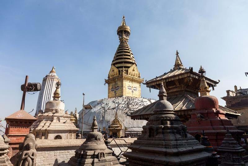 Kathmandu: Spiritual Sites in Nepal's Capital | TransIndus