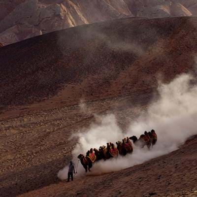 Beyond the Desert Gate: China's Silk Road