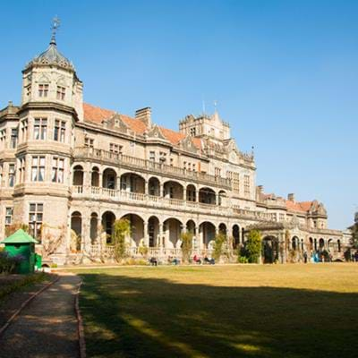 A guide to the must-see sights in Shimla
