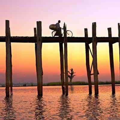 Top 5 Myanmar Sunsets
