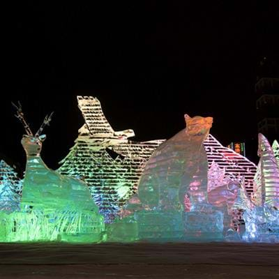 Don't Miss the Sapporo Snow Festival