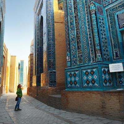 Wonders of the Silk Road Part II: Uzbekistan