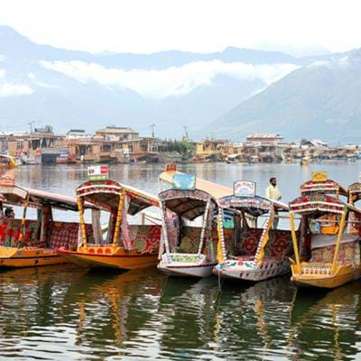 Stunning places to visit in Srinagar