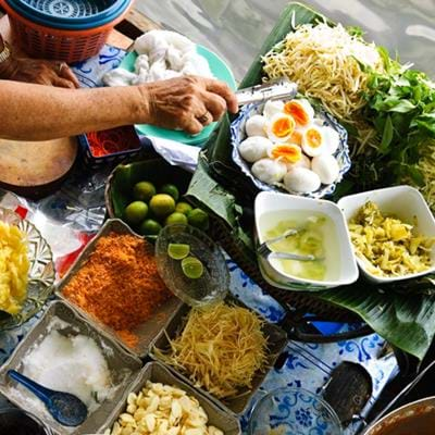 Southeast Asian Cuisine