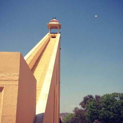 Jaipur's unusual UNESCO World Heritage Site: Jantar Mantar