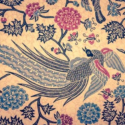 The Art and Textiles of Indonesia
