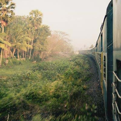 Life on the Rails in India