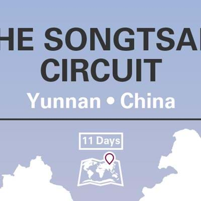 Infographic: The Songtsam Circuit