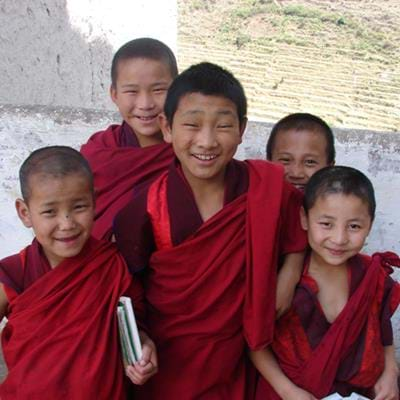Getting a Place on the Happiness Index - Why Life is so Good in Bhutan