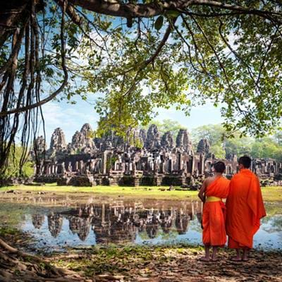 A guide to Angkor Wat