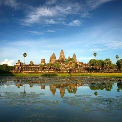 The Angkor Wat Story