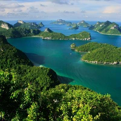 Thailand's Natural Attractions