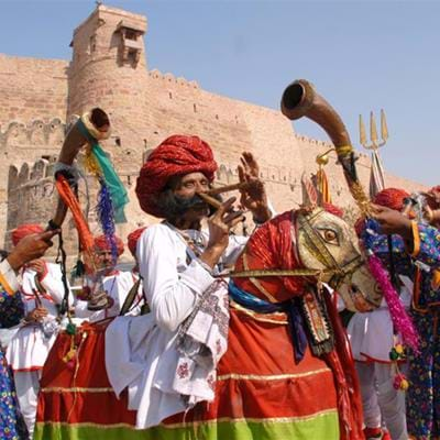 February Festivals in North India
