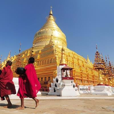 Where to See Myanmar's Best-Loved Temples