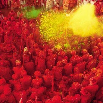 8 Best Places to Celebrate Holi Festival in India in 2021