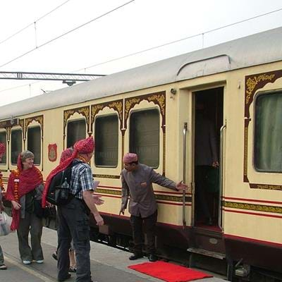 Palace on Wheels Luxury Train: Rajasthan's Premier Rail Tour